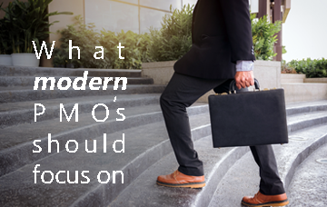 These are five things that a modern PMO should focus on to add value to their organisation